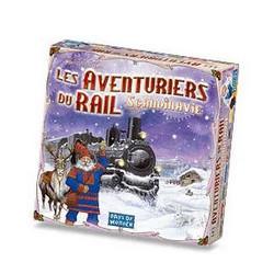 Jeux de société - Les Aventuriers du Rail : Scandinavie