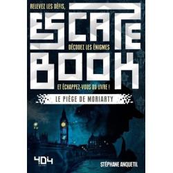Escape Book - Le piege de moriarty