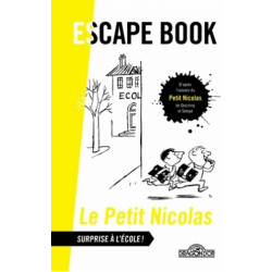 Escape Book JR - Le petit Nicolas