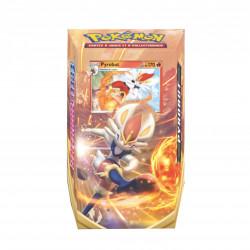 Deck Pokémon Épée et Bouclier : Pyrobut