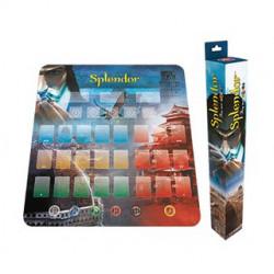 Jeux de société - Tapis de jeu Splendor 2 - Playmat
