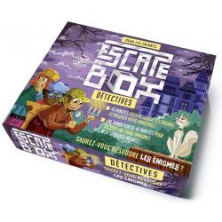 Jeux de société - Escape Box - Detectives