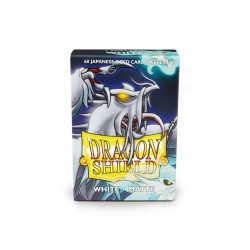 Protège-cartes Dragon Shield - 60 Japanese Sleeves Matte Blanc - Yulinga