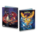 Portfolio A4 Pokemon 9 Cases Destins Cachés
