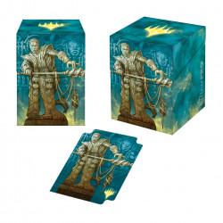 Deck box illustrée boite de rangement Ultra Pro 100+ MTG Magic Par-delà la Mort V5