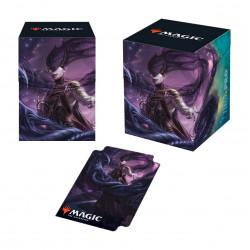 Deck box illustrée boite de rangement Ultra Pro 100+ MTG Magic Par-delà la Mort V1