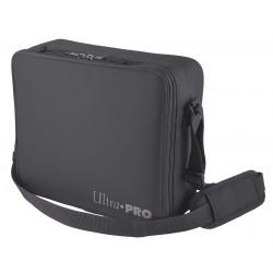 Sac de transport de jeux et de rangement de luxe Ultra Pro Black - Deluxe Gaming Case with Black Trim