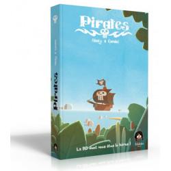 La BD dont vous êtes le héros - Pirates Tome 1
