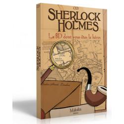 La BD dont vous êtes le héros - Sherlock Holmes