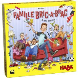 Jeux de société - Famille Bric-A-Brac