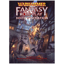 Wharhammer Fantasy Role Play : Boîte d'Initiation