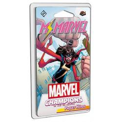 Jeux de société - Marvel Champions : Le Jeu De Cartes - Miss Marvel