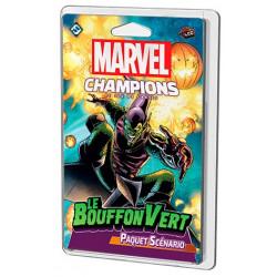 Jeux de société - Marvel Champions : Le Jeu De Cartes - Le Bouffon Vert