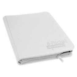 Portfolio - Ultimate Guard Zipfolio Xenoskin blanc