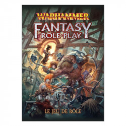 Warhammer Fantasy - Livre de base