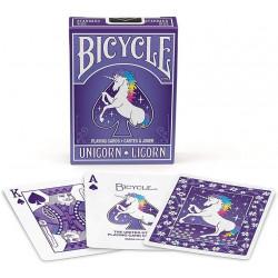 Bicycle - 54 cartes Unicorn