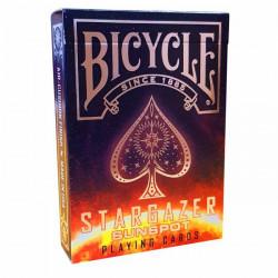Bicycle - 54 cartes Stargazer Sunspot