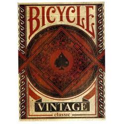 Bicycle - 54 cartes Vintage
