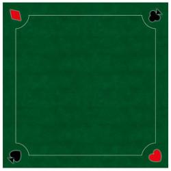 Tapis Multijeux : Vert (60 x 60 cm)