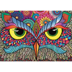 Micro Puzzle - It's a Hoot