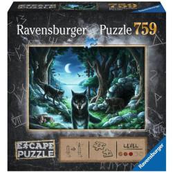 Jeux de société - Escape Puzzle : Histoires de Loups