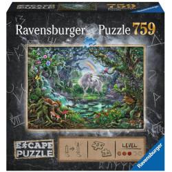 Jeux de société - Escape Puzzle : Licorne