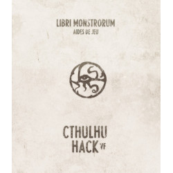 Cthulhu Hack - Libri Monstrorum : Aides de jeu