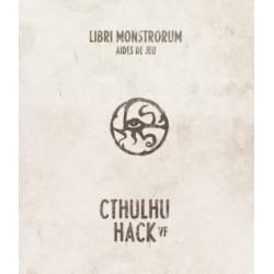 Cthulhu Hack - Libri Monstrorum : Aides de jeu