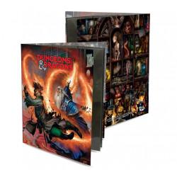 Portfolio Dungeons et Dragons Character Folio