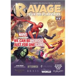 Ravage Hors Série N°8 - Jeux de Plateaux