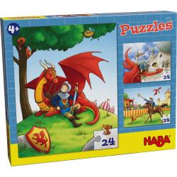 Puzzles : Le chevalier Kilian