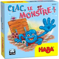 Jeux de société super mini - Clac le Monstre