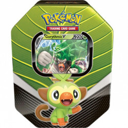 Pokémon Pokébox Février 2020 - Gorythmic-V