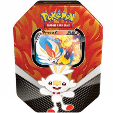 Pokémon Pokébox Février 2020 - Pyrobut-V