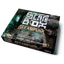 Jeux de société - Escape Box : Steampunk