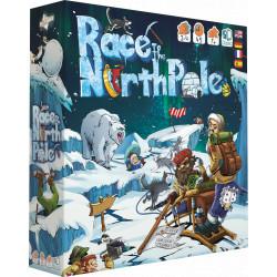 Jeux de société - Race to the North Pole Multilingue