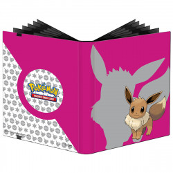 Portfolio Pro-Binder A4 Pokemon 9 Cases Evoli