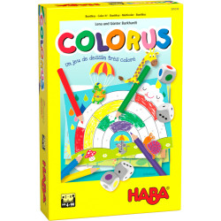 Jeux de société - Colorus