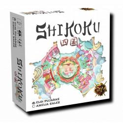 Jeux de société - Shikoku