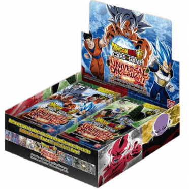 Booster Dragon Ball Super Card Game - Universal Onslaught B09 boite complète
