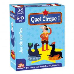 Jeux de société - Quel Cirque !