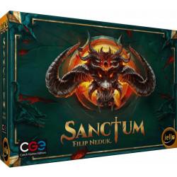 Jeux de société - Sanctum