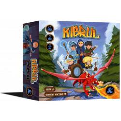 Précommande : Jeux de société - Kibrul - Fin mars 2020