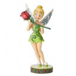 Figurine Disney Tradition Fée Clochette qui représente le Printemps