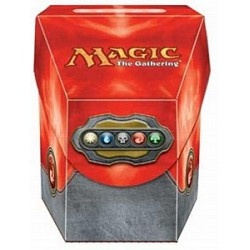 DECK BOX MAGIC COMMANDER NOIR