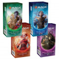Challenger Deck Magic The Gathering : Lot 4 Challenger Decks 2020 différents
