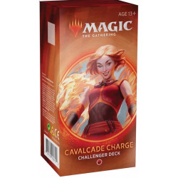 Challenger Deck Magic The Gathering 2020 : Cavalcade Charge