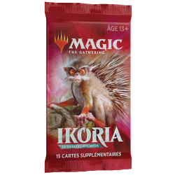 booster Magic Ikoria La Terre des Béhémoths
