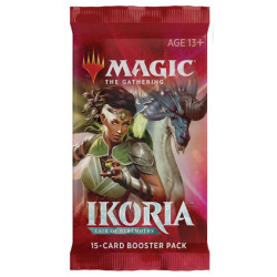 Booster Magic Ikoria Lair of Behemoths
