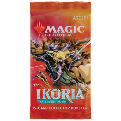Booster Collector Magic Ikoria Lair of Behemoths